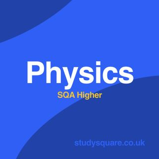 Higher Physics Revision with Jonas
