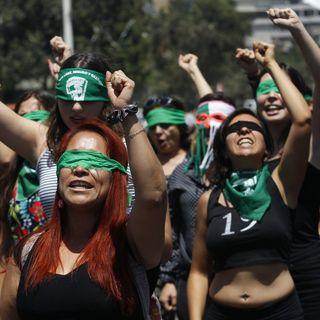 L'inno di protesta delle donne cilene rimbomba nelle piazze di tutto il mondo