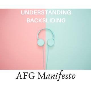 E032 Understanding Backsliding