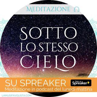 31 Maggio 2021 - Meditazione Nomade