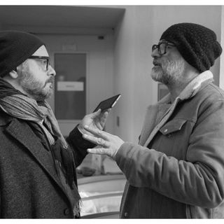 Oliviero Toscani a Miradolo - I linguaggi della fotografia, intervista a Luca Beatrice