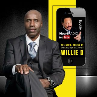 Unorthodox Ideology :: THE PRE-SHOW, HOSTED BY VALERIE DENISE JONES ... Featuring RAPPER / HOST, WILLIE D