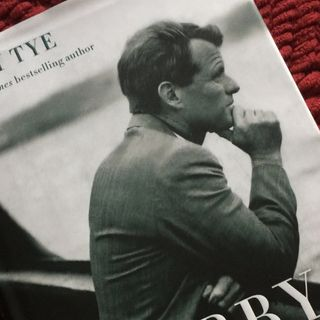 Author Larry Tye talks Bobby Kennedy on #ConversationsLIVE