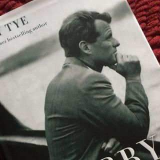 Author Larry Tye talks Bobby Kennedy on #ConversationsLIVE