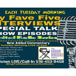 The Hair Radio Morning Show #476   Tuesday, July 28th, 2020