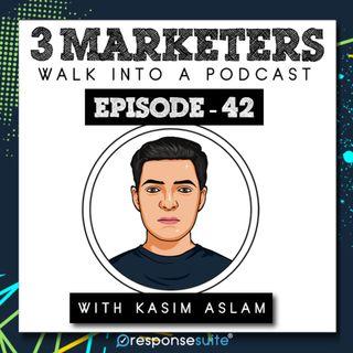042: Google Ads Made Super Powerful And Super Simple [Kasim Aslam]