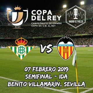 Betis vs Valencia en VIVO