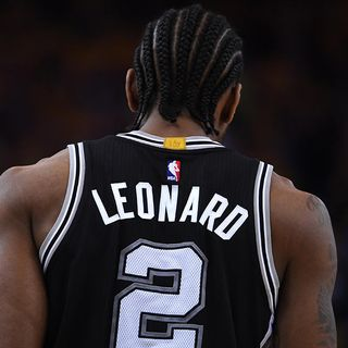 Spurs Ready To Move On From Kawhi Leonard After Trade With Raptors