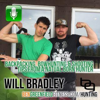 Backpacking, Bowhunting & Shooting Tips From A Natural Born Hunter.