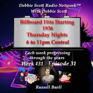 TOP BILLBOARD HIT'S 1982 & HAPPY BIRTHDAY RUSSELL BUELL & JAMES MITCHELL !!!  10-12-18