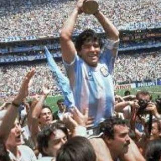 Diego Maradona Nos Dio Su Último Adiós