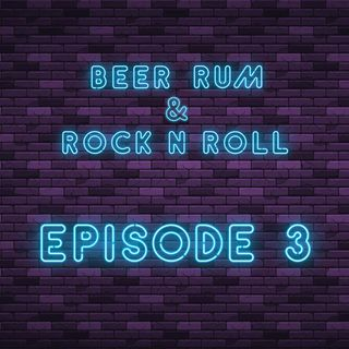 Episode 3 (REIGNWOLF AND JACK WHITE CONCERT REVIEWS / BACKING TRACKS AND REPLACEMENT BAND MEMBERS)