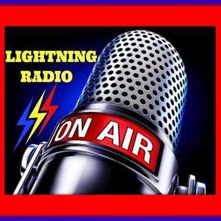 Peter Harper LIVE on Lightning Radio !!!