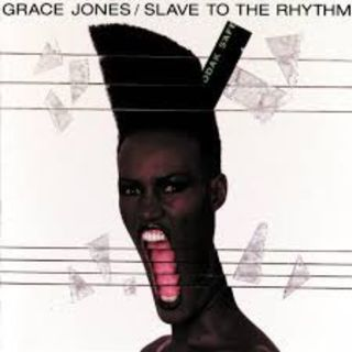 Grace Jones - Slave To The Rhythm (Jubilee Concert, 4.6.12)