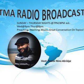 TMA RADIO BROADCAST