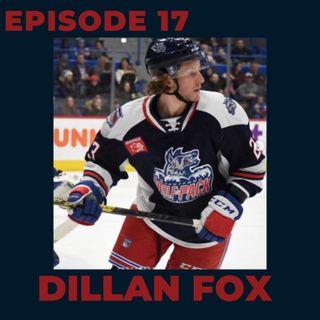 Ep. 17- Dillan Fox