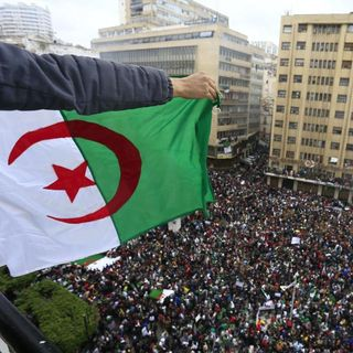 Algeria:  The First Arab Spring; ABORTIVE.