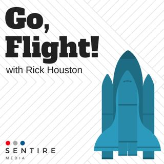 EPISODE 019 -- Rick Houston in Part 2 with Jerry Bostick talks about Apollo 11 and 13.