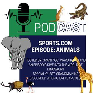 Episode: 10 Animals (Special Guest, Grandma Nina)
