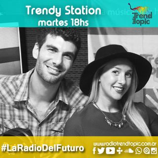 Trendy Station - Radio Trend Topic