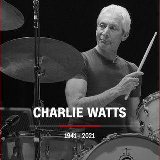 Charlie Watts In Memoriam