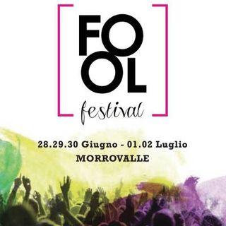 52 - Grafite Speciale live dal Fool Festival - 02-07-2017