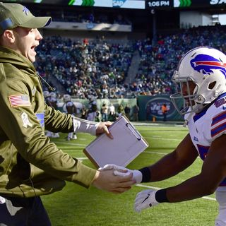 Bye Week, Peterman and Pryor Cut, Thompson Signed, Allen Appears Ready, Intro to Scouting Season