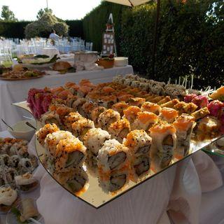La prova del menù di nozze