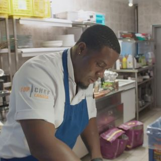 Toronto chef Adrian Forte on Afro-Caribbean cuisine, diversity and filming Top Chef Canada season 8