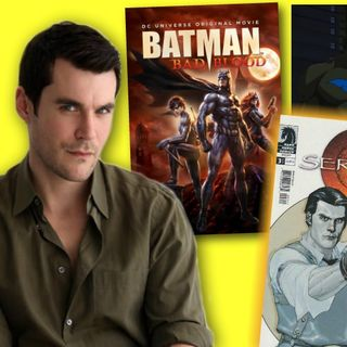 #292: Sean Maher on Firefly, Serenity, Arrow, and voicing Nightwing!