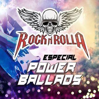 Rock n´Rolla Especial Power Ballads vol. 1