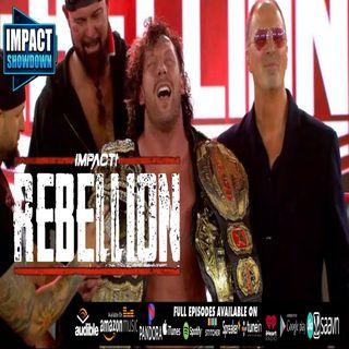 IMPACT Rebellion 2021 PPV Results & Reactions | (4/25/21) IMPACT SHOWDOWN