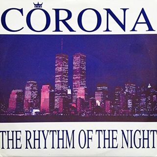 Corona THE RHYTHM OF THE NIGHT - EXTENDED VERSION -