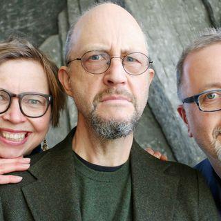 Maja Aase, Per Naroskin och Jonathan Lindström