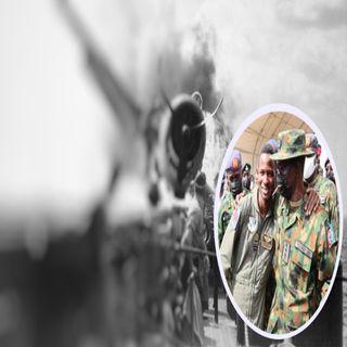 Pilot Survives As Nigeria Fighter Jet Battling Bandits Crashes