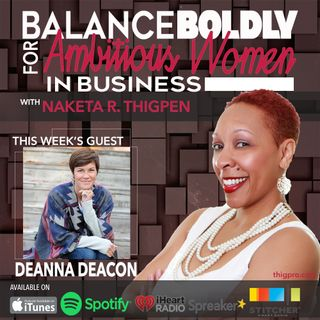 Releasing Negative Energy with Deanna Deacon