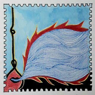 #119. The ocean is his voice | G.N. Saibaba