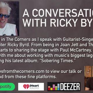 Guitarist-Singer-Songwriter Ricky Byrd