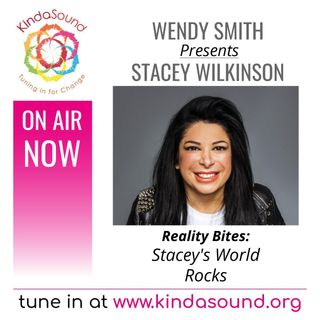 Stacey's World Rocks | Stacey Wilkinson on Reality Bites with Wendy Smith