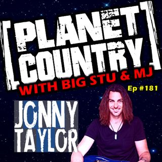 #181 - Jonny Taylor chats about his new music