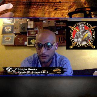 Stogie Geeks #203 - Cuba Y Beisbol
