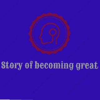 Trailer - Story Of Becoming Great
