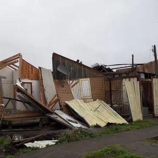 Lo que el tornado no se llevó