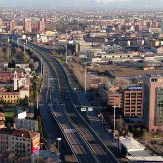 Covid-19: in Italia mobilità crollata dell'87%