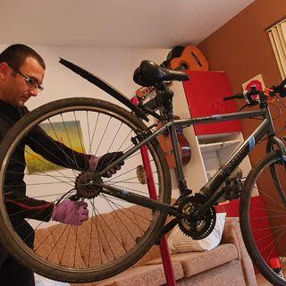 Londra'da evlere bisiklet tamiri servisi - Harun Başara ile söyleşi