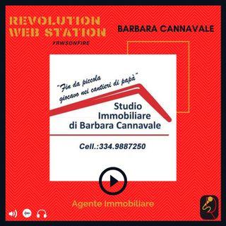 INTERVISTA BARBARA CANNAVALE - AGENZIA IMMOBILIARE