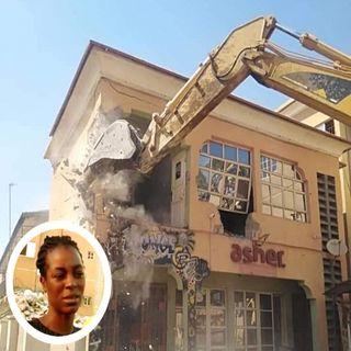Sex Party : Demolished Building Had No Valid Title, Permit – Kaduna Govt