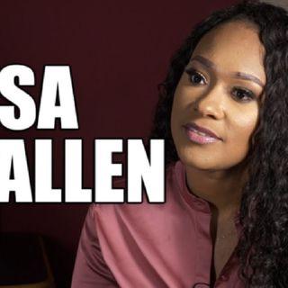 Rkelly's Accuser LISA VAN ALLEN said Singer Confessed To Sleeping With Aaliyah's Mother