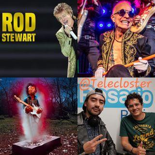 Recordando a Hendrix, conociendo a Telecloster y homenaje a Sir Rod Stewart