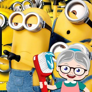 Minions #2 - Toothbrush Stories